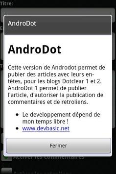 AndroDot 2 apk screenshot