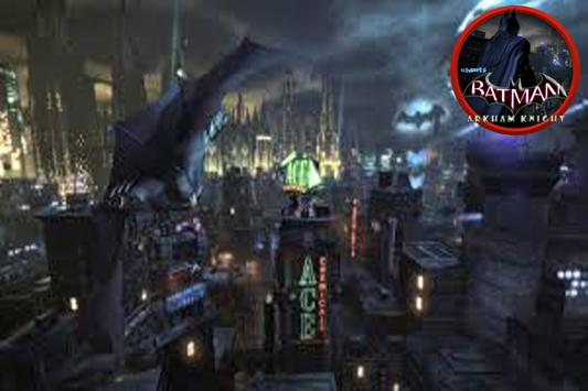 Cheats Batman Arkham Knight apk screenshot
