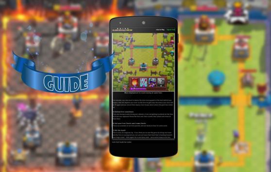 Guide Clash Royale apk screenshot