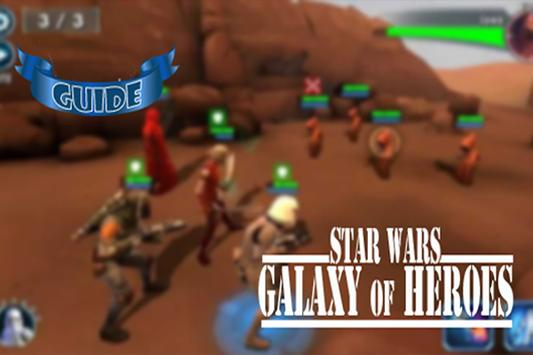 Guide:Star Wars Galaxy of Hero poster