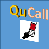 QuCall icon