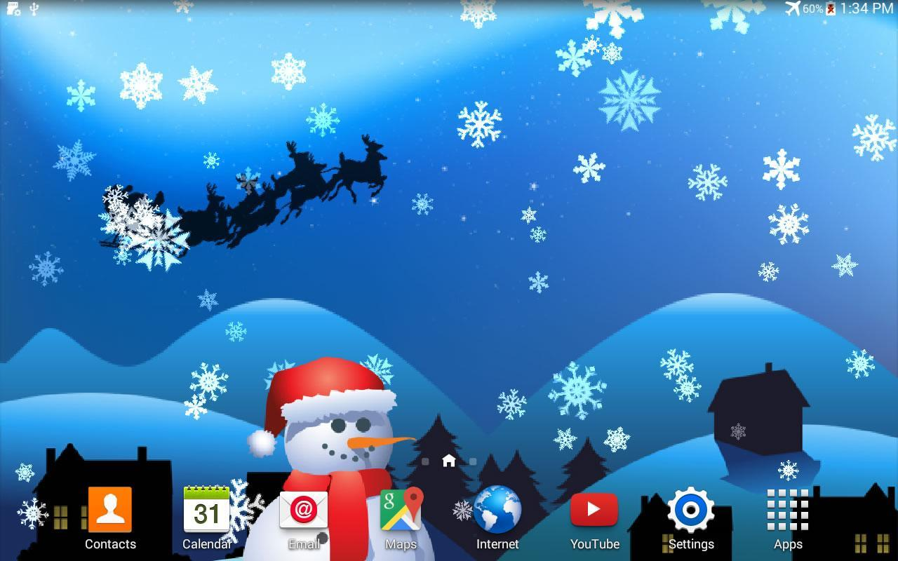 Christmas Magic Live Wallpaper APK Download - Free Personalization APP for Android   APKPure.com