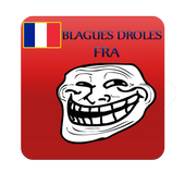 Blagues Droles FRA icon