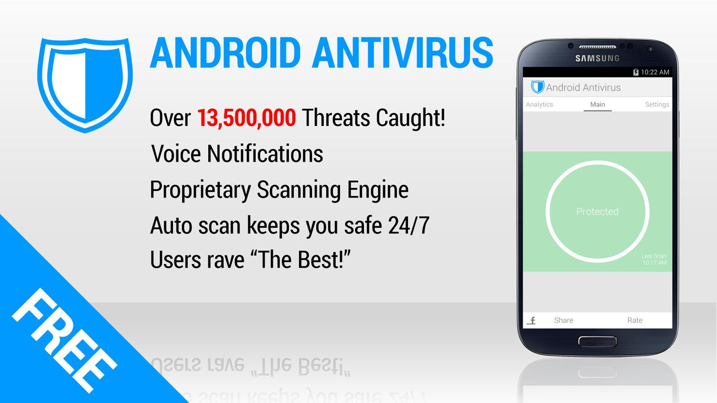 Antivirus For Android Apk Download Free Tools App For
