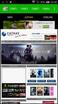 Malaysia Cinema Links apk screenshot