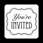 Party Invitations GPS icon