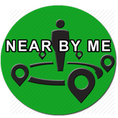 Near By Me All icon