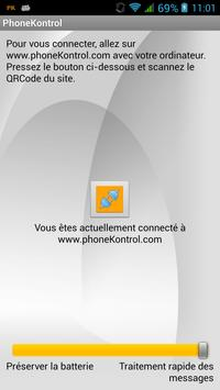 PhoneKontrol apk screenshot