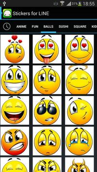 Stickers - emojis for android apk screenshot