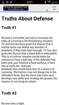 The Principles of Defense apk screenshot