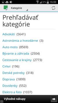 Slovak business register apk screenshot