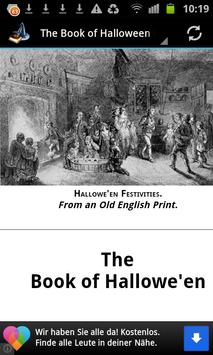The Book of Halloween poster