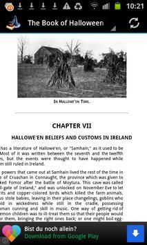 The Book of Halloween apk screenshot