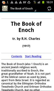 The Book of Enoch poster