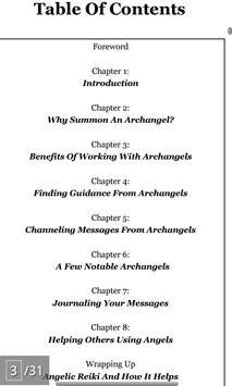 Find Guidance from Archangel apk screenshot