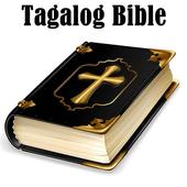 Tagalog Bible Translation icon