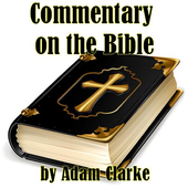 Commentary on the Bible icon