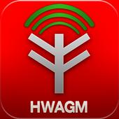 Seguridad wireless icon