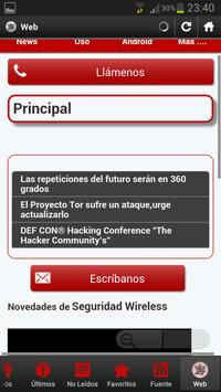 Seguridad wireless apk screenshot