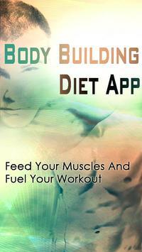 Body Building Diet App poster