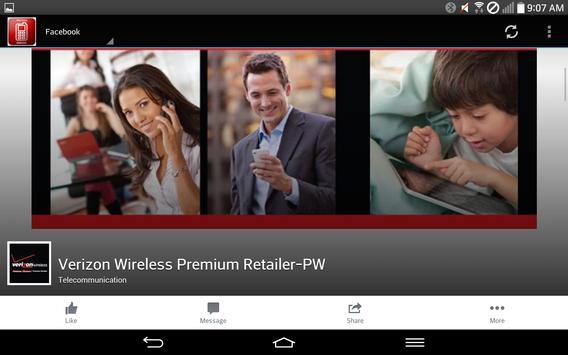 Precision Wireless App apk screenshot