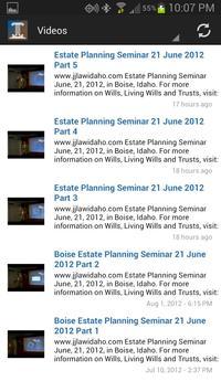Boise Estate Planning apk screenshot