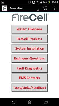 EMS FIRECELL GUIDE apk screenshot