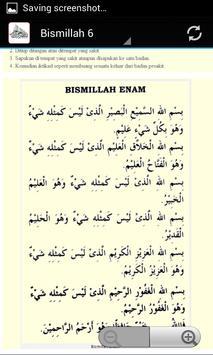 Bismillah Enam poster