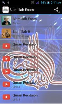 Bismillah Enam apk screenshot