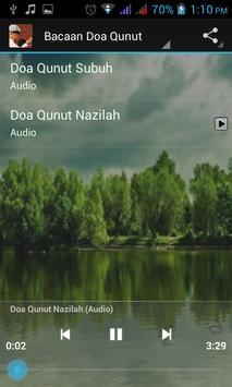 Qunut apk screenshot