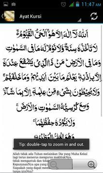 Bacaan Surah Merdu apk screenshot