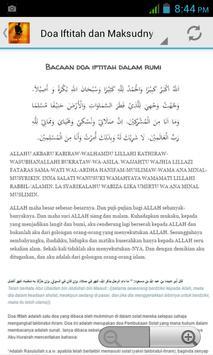Doa Iftitah poster