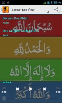 Doa Iftitah apk screenshot