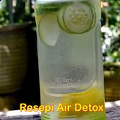 Resepi Detox Water icon