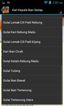 Resepi Gulai Kampung apk screenshot