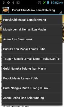 Resepi Berbuka Puasa apk screenshot