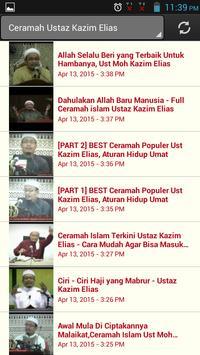 Ceramah Ceramah Agama 2016 apk screenshot