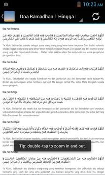 Doa Ramadhan poster