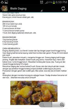 Resepi Kebab Bbq apk screenshot