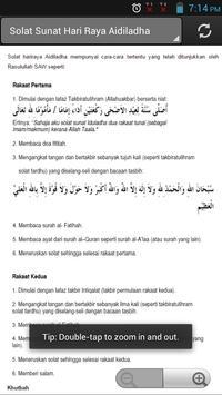Takbir Aidilfitri apk screenshot