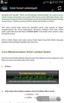 Malam Lailatuqadr apk screenshot