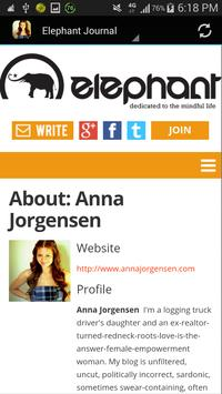Author Anna Jorgensen apk screenshot