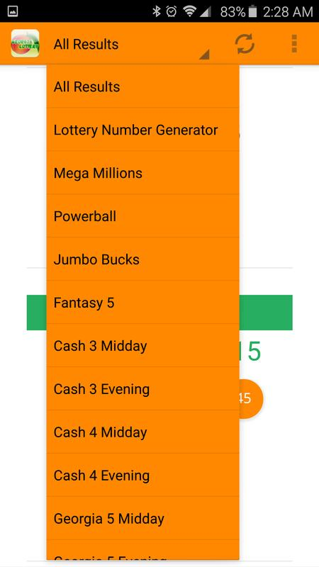 Georgia Lottery Results APK Download - Free News & Magazines APP for Android | APKPure.com