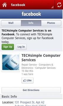 TECHsimple Mobile apk screenshot