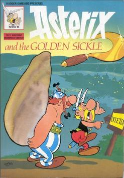 Asterix and the Golden Sickle apk screenshot