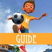 Guide for Kickerinho icon