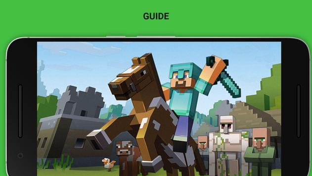 Craft Guide for Minecraft poster