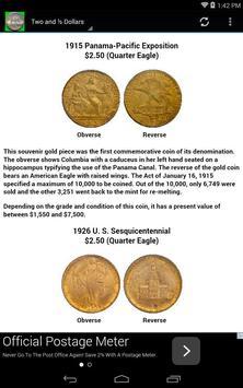 Commemorative Coin Checker apk screenshot