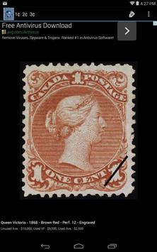 Canada Classic Stamps apk screenshot