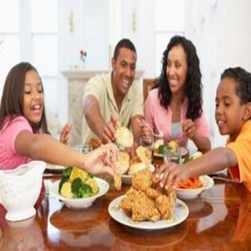 Sunday Dinner Cookbook poster